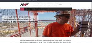 website design industrial
